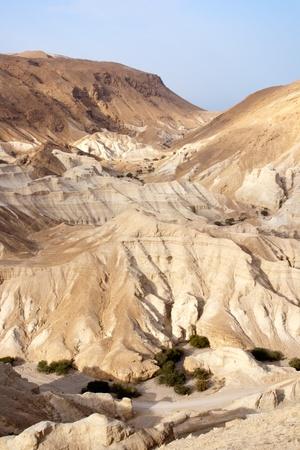 Desert landscape near the Dead Sea. Israel  Stock Photo - 9371337