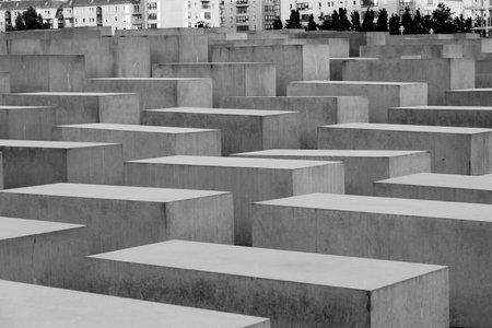 holocaust: Jewish Holocaust Memorial, Berlin, Germany