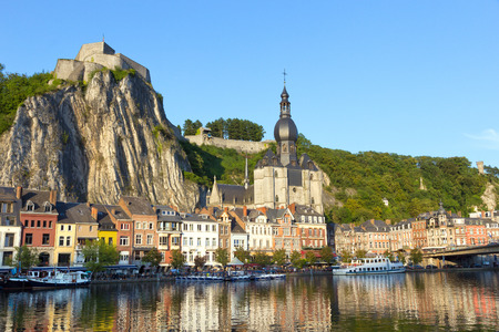 City of Dinant, Belgium photo