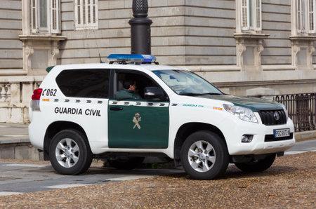 Guardia Civil Spain