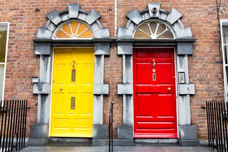 Georgian Doors in Ireland photo