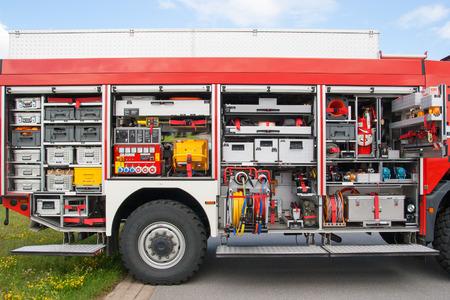 firetruck: Firetruck equipment