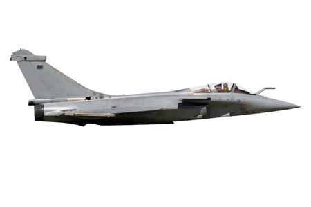 avion de chasse: isolé jet avion de chasse Banque d'images