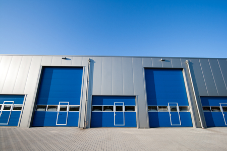 despatch: Industrial Unit with roller shutter doors