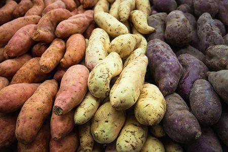 sustenance: Sweet Potatoes