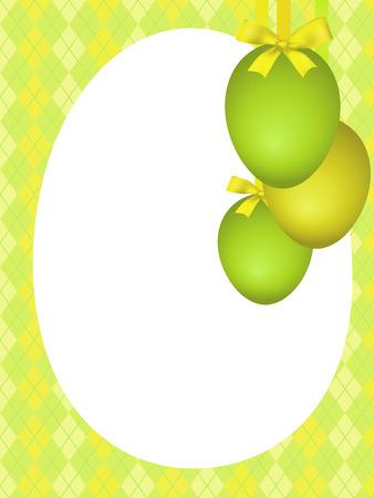 Easter eggs Stock Vector - 9274834