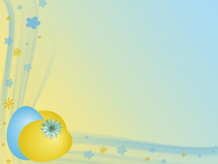 Easter eggs Stock Vector - 9274835