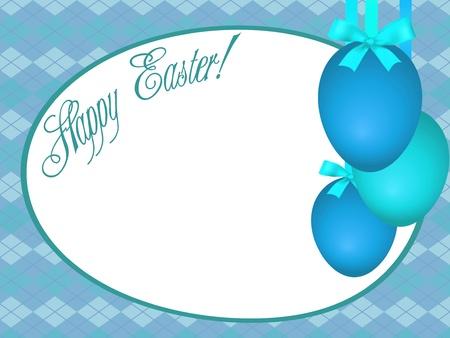 Easter eggs Stock Vector - 9349363