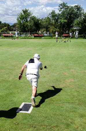 denver parks: Washington Park Lawn Bowling Club 2014 Championships. 4of4 Editorial