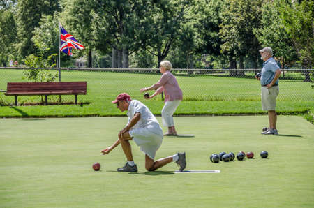 denver parks: Washington Park Lawn Bowling Club 2014 Championships. 3of6