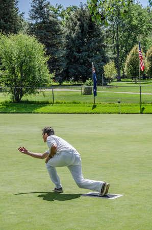 denver parks: Washington Park Lawn Bowling Club 2014 Championships. 4of5