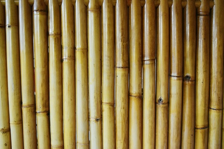 decoration: Asian bamboo decoration