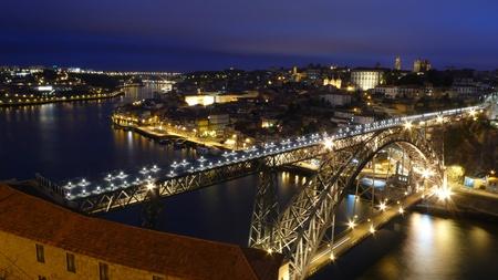 luis: dom luis bridge, port