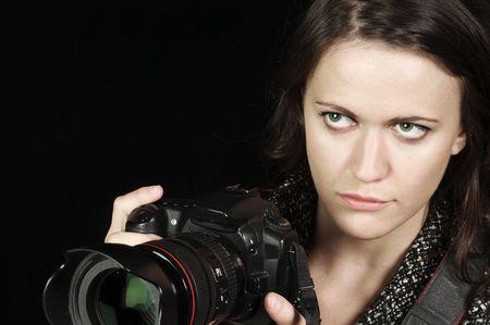 Female Professional Photographer
