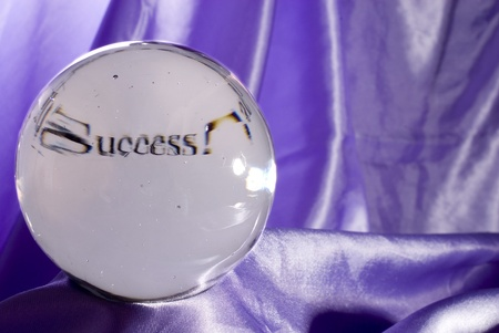 There is Success in your immediate future!  Stock Photo - 9143781