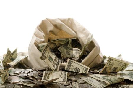 sacks: Money!  Money!  Money!