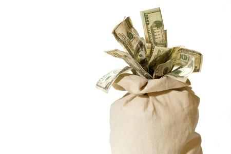 Money Bag 免版税图像