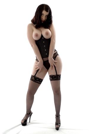 Burlesque Queen Stock Photo - 9242193