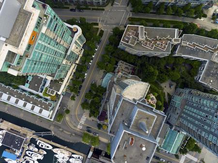 Vancouver Skyline Cityscape Landscape Downtown