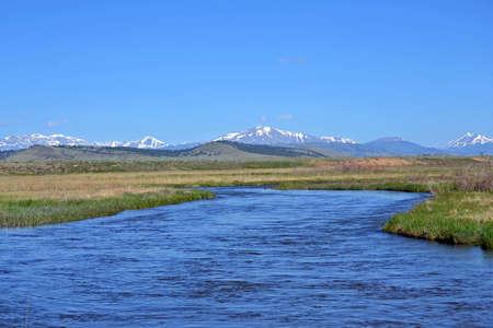 12 oclock: Blue River