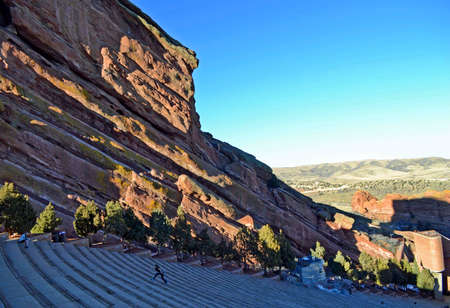 morrison: Red Rocks Amphitheatre