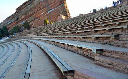 amphitheatre: Red Rocks Amphitheatre