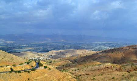 promised: Jordan Valley