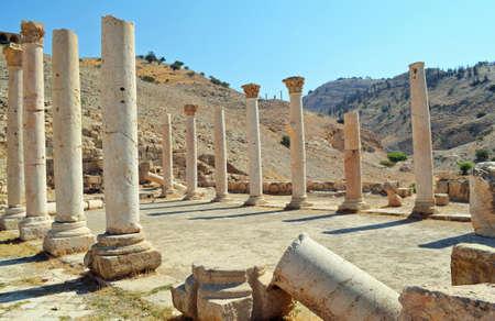 ruins: Pella Ruins