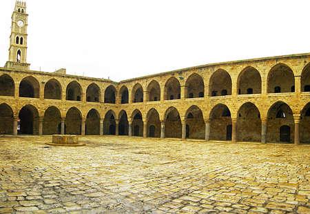 courtyard: Acco Courtyard