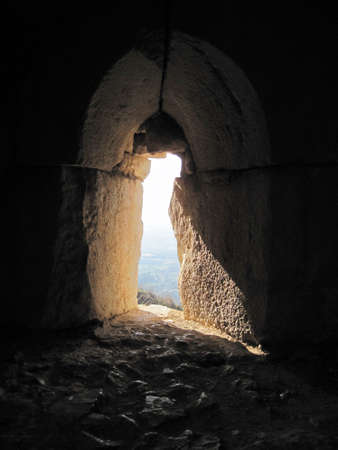 holyland: Key Hole View