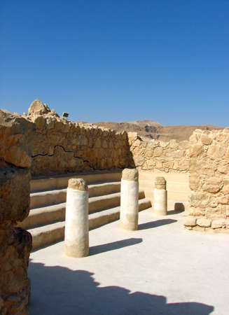 Ancient Synagogue of Masada