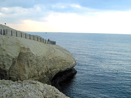mediterrean: Cliffs of the Mediterrean