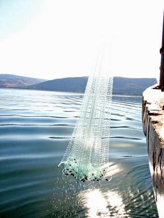 galilee: Fishing on the Sea of Galilee