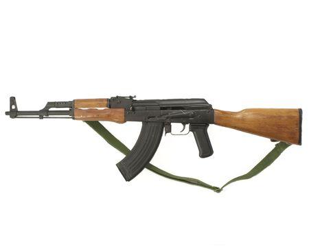 communists: AK47 assault rifle