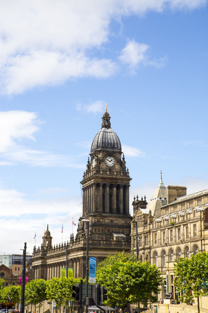 town hall: Leeds Town Hall Editorial
