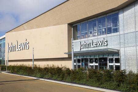 John Lewis Store at Monks Cross in York, UK