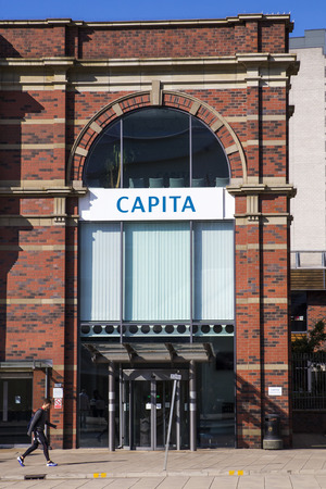 Capita Plc building in Leeds
