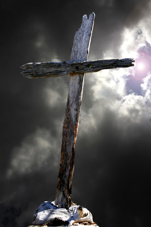 christianity: The Old Rugged Cross, a symbol of Christianity
