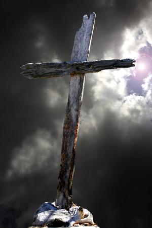 cristianismo: The Old Rugged Cross, un s�mbolo del cristianismo