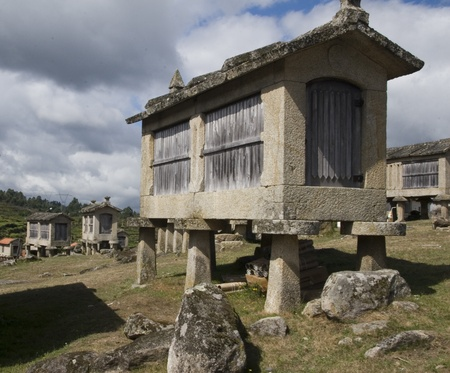 galicia: Galicia Stock Photo