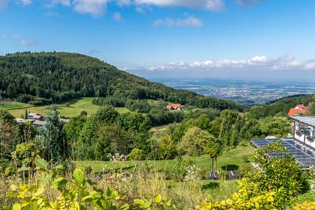 Germania, Foresta Nera Archivio Fotografico - 45714603