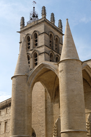 catholic cathedral of Saint Petern Montpellier