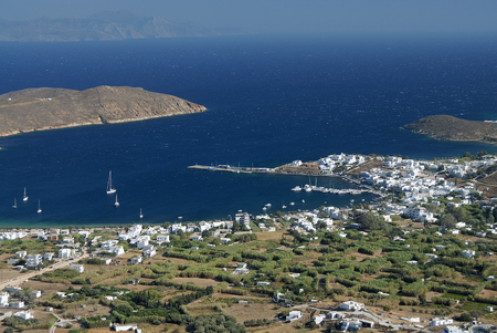 distinguished: Livadi as distinguished from the settlement in Serifos