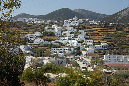 Fascinates with its beautiful architecture and the white washed houses - Sifnos Cyclades