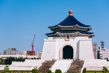 Chiang Kai-shek Memorial Hall, Chiang Kai-shek Memorial Hall