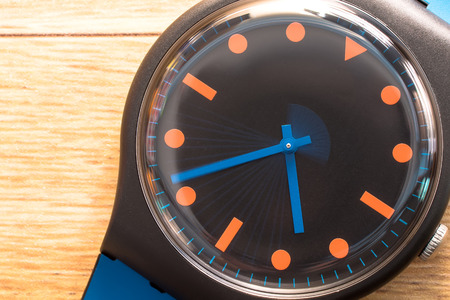 close fitting: Watches Stock Photo