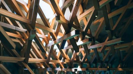 Logs, stakes, logs, logs, stakes