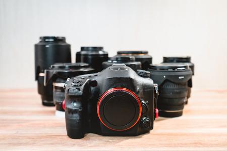 Camera, camera, camera, camera