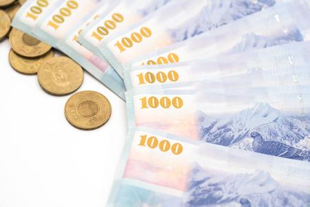 NT, cash, banknotes, money, coins, Cash, banknote, NTD, money