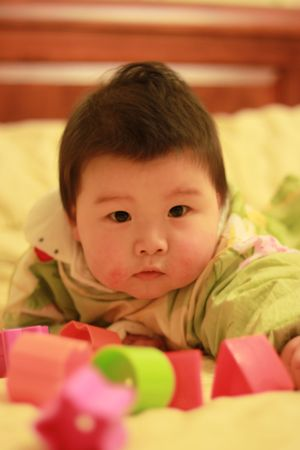 baby playing toy: lovely chinese baby playing toy